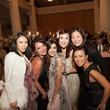 Lily Zhang, from left, Chloe DiLeo, Sineha Merchant, Mandy Kao, Ming Burdett and Chau Nguyen at The Women's Home Gala November 2014
