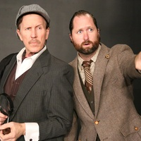 Rover Dramawerks presents Sherlock Holmes and the West End Horror