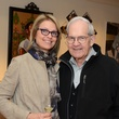Beverly Robinson and Clint Willour at the MFAH Contemporary party January 2014