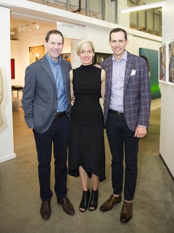 Chris Stewart, Catherine MacMahon, Douglas MacMahon