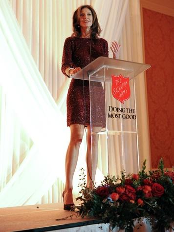 Charlotte Jones Anderson, Echelon Gala