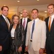 Nancy and Jim Gordon, with Matt Gordon, Ryan Gordon and Scott Gordon