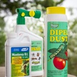 photo of pesticide containers