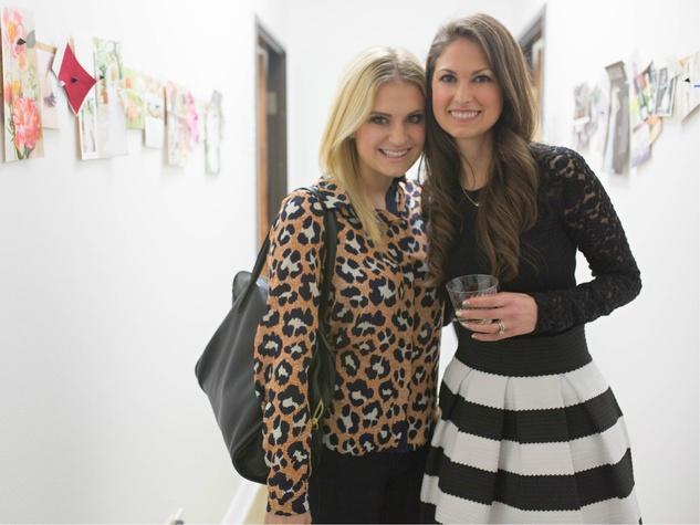 Katey McFarlan, Kara Stout, The Bevy