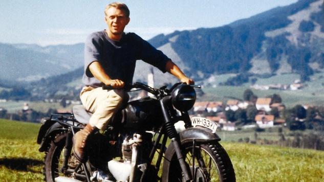 The Great Escape starring Steve McQueen
