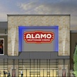 Rendering of Alamo Drafthouse in Little Elm