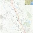 Houston Dallas bullet train routes under evaluation