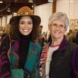 Alika Ray, Ruth Ray at CultureMap Holiday Pop-up Shop 2014