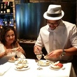 The Tasting Room oysters June 2016, Michelle Carr, Ryan Fernanez