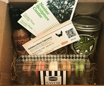 Dallas Box Co. subscription box with local goods