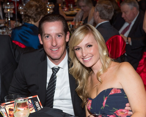 12 Charles and Casey Beyer at the Covenant House Gala March 2015