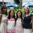 Houston, Ballet Barre Spring Social, May 2015, Makkia Alsaadi, Tracy Wang, Stephanie Wang, Keli Dean