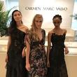 Carmen Marc Valvo spring 2018
