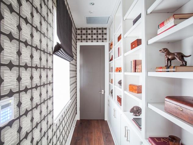 6554 Chandos Interiors bookshelves February 2015