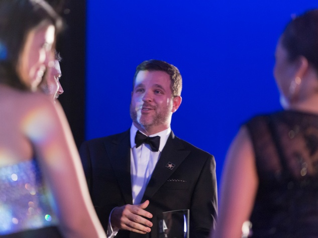 Austin Under 40_Awards Gala_Austinite of the Year_Jonny Rodgers_March 2015