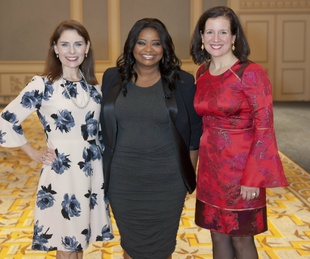 Nikki Webb, Octavia Spencer, Jennifer Scripps
