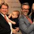11 Matt Burrus, son, Michael Pearce & Daughter Estelle at M Penner Recipe for Success February 2015