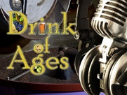 Drink of Ages Radio Show Houston April 2013 mic