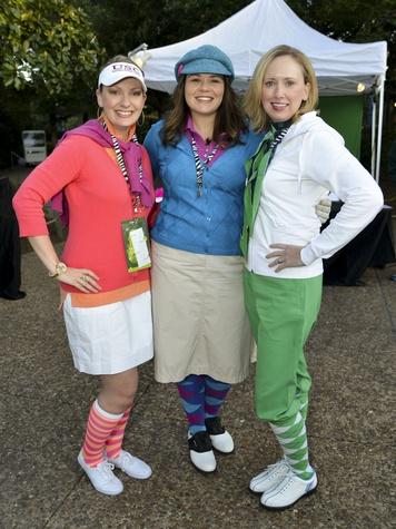 6 Houston Zoo Ball April 2013 Tammie Bachman, Sarah Hogan, Regan Bowen