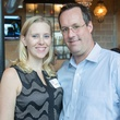 Houston, Casa de Esperanza YP Happy Hour, September 2015, Ashley and Rodger Rule
