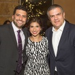 21 John and NAME David, from left, with Ricardo Guadalupe at the Hublot dinner party at Tony's October 2013