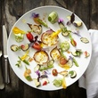 Hudson's on the Bend Austin resaurant new menu salad