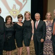 1 Andy Kahn, from left, Michelle Heinz, Vicki Rizzo, Mauri Oliver, Jack Rizzo and Michael Heinz at the Crime Stoppers Gala November 2014