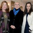Margaret Stafford, Paige Flink, Maxine Trowbridge, Ylang 23 opening