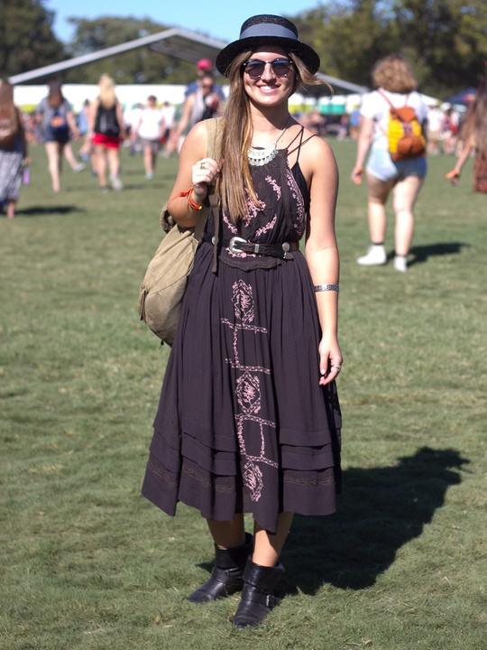 Austin City Limits ACL 2014 Fashion Style Katie Canales