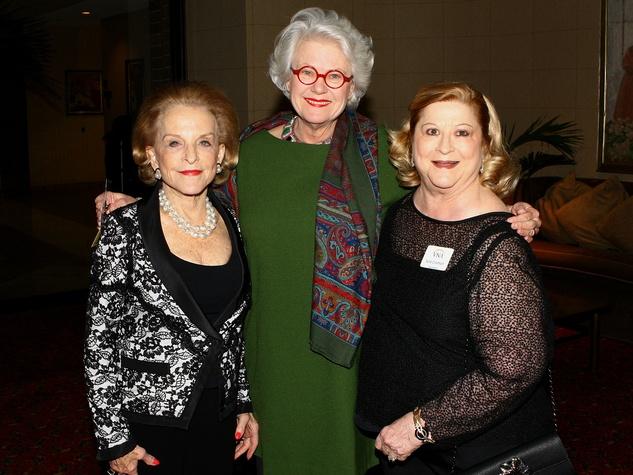 Nancy Dedman, Paula Lambert, Sara Crismon, Legends and leaders VNA