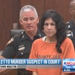 stiletto heel murder Ana Lilia Trujillo in court July 18, 2013 RUN FLAT