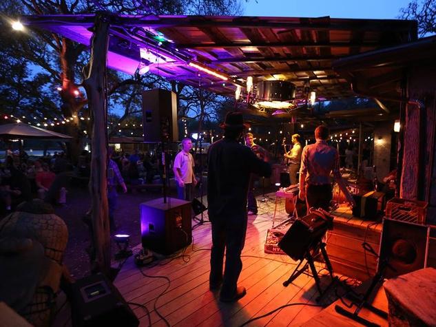 Moontower Saloon Austin