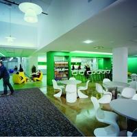 Google office interior
