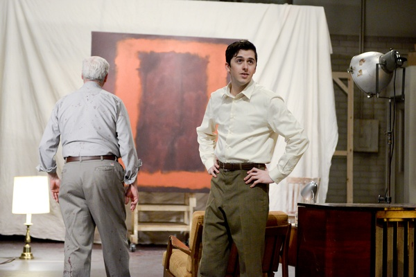 Dallas Theater Center produces John Logan&#39;s play about Mark Rothko, Red 