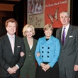 Holocaust Museum, Guardian of the Human Spirit Award luncheon, November 2012, Michael Mann, Carolyn Mann, Beth Early, Jeff Early