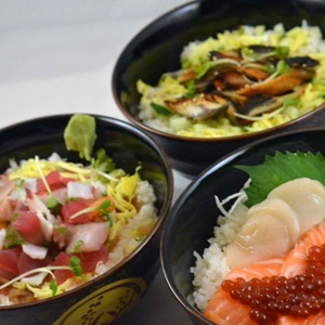 Chef tiffany derry ushers in raw fish trend to uptown for Go fish poke dallas