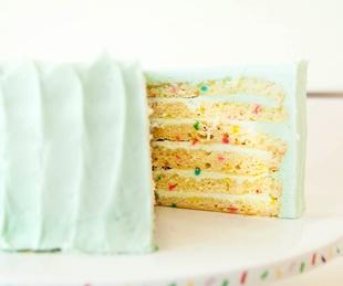 SusieCakes celebration cake