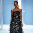 Clifford New York Fashion Week fall 2015 Carolina Herrera Look 38