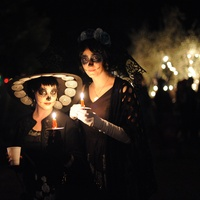 Day of the Dead in Austin 3275