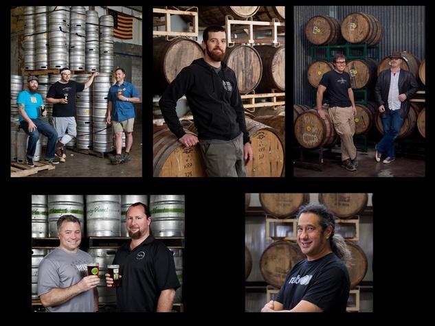 Austin Photo Set: matt_tastemakers_brewery_march 2013