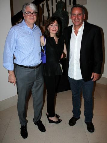 John Sughrue, Marlene Sughrue, Ethan Wayne, party at stodghill's, john wayne film festival