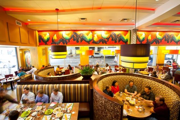 Guadalajara del Centro, Mexican restaurant, GreenStreet