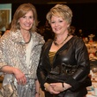 Becky Odlozil, Jan Baldwin, milestones luncheon