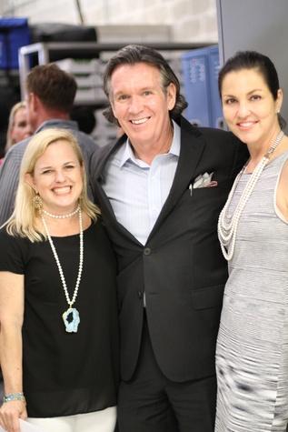 Houston, Kids Meals New Faciity Celebration, May 2015, Beth Harp, Peter Remington, Jessica Rossman