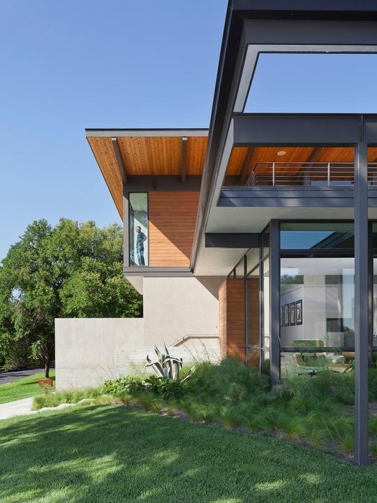 AIA Austin Homes Tour 2014 A Parallel Architechture
