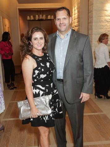 Katy Prairie Conservancy Gala 2015 Jennifer and John Warren