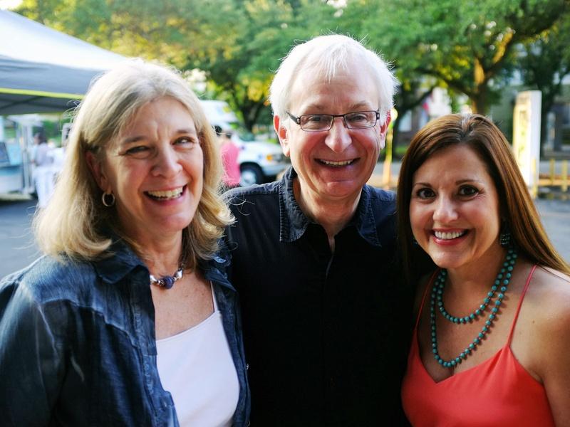 HCP SPIN8, July 2012, Patricia Eifel, Frazier King, Shelley Calton
