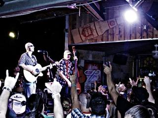 Corey Smith Band at Hank's Texas Grill
