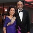 155 Monjula and Ravi Chidambaram at Tiger Ball March 2014