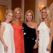 894 Ashley Oliver, from left, Alexis Valentine, Janet Rhodes and Aimee Robertson at the Blue Bird Circle Gala October 2013